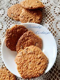 Ciasteczka owsiane z pestkami dyni – Zasmakuj Kuchni Cakes, Food, Crack Crackers, Cake Makers, Kuchen, Essen, Cake, Meals, Pastries