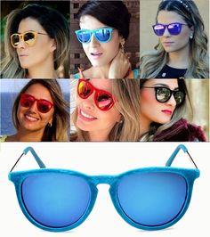 Os óculos de sol que estão bombando em 2015   Óculos, Verão 2015 e  Tendencias 0ddc0168b2