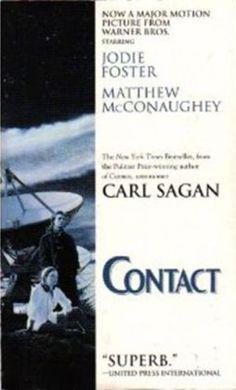 Contact by Carl Sagan (H)