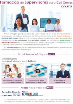 COUTO PERFORMANCE E-mail marketing para Call Centers. 828x1182px