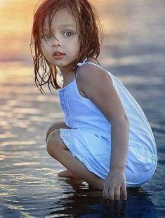 Cute Baby Girl, Cute Little Girls, Cute Kids, Cute Babies, Kids C, Baby Kids, Little Fashion, Girl Fashion, Anna Pavaga
