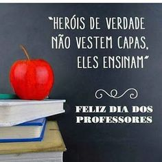 Tendendo ao Infinito: Dia dos Professores Career Coach, Teachers' Day, Teacher Quotes, Neuroscience, Letter Board, Middle School, Texts, Digital Marketing, Coaching