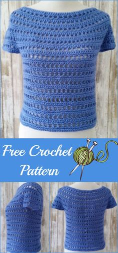 Check out this collection of free crochet summer patterns that I have made after a long search on Pi Crochet Cover Up, Free Crochet, Crochet Baby, Knit Crochet, Ravelry Crochet, Crochet Needles, Crochet Stitches, Crochet Patterns, Crochet Summer Dresses