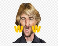 Bleed Area May Not Be Visible Owen Wilson Wow Png Transparent Computer Icon Image Transparent