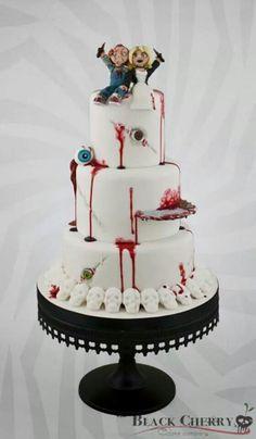 Chucky cake