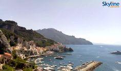 Live Cam Amalfi