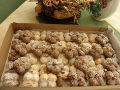 Čajové, sladučké pečivo (fotorecept) - recept   Varecha.sk Cereal, Almond, Cookies, Breakfast, Food, Basket, Biscuits, Morning Coffee, Meal