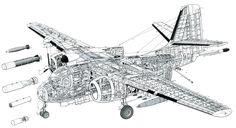 Cutaways, Cortes Esquemáticos de Aviones | Página 6 | Zona Militar