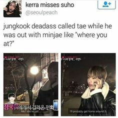 VKook all the way though