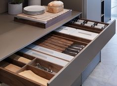 Kitchen Architecture's bulthaup showroom in Oxford #kitchens