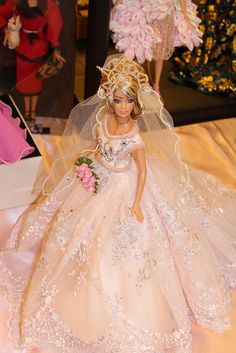 bride doll ||  2014 Italian Doll Convention