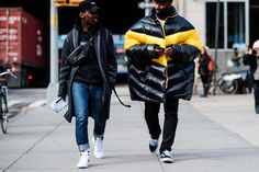 What New York's Best Dressed Men Are Wearing to Fashion Week