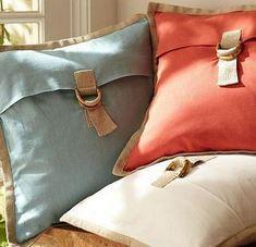 decorative pillows 761319511993086516 - 44 Creative Decorative Pillow Ideas – Page 12 of 44 Source by Big Pillows, Velvet Pillows, Cushions On Sofa, Throw Pillows, Diy Pillow Covers, Decorative Pillow Covers, Cushion Cover Pattern, Ranch Decor, Leather Pillow