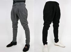 Mens Harem Trousers