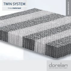 Materassi Molle Insacchettate Dorelan.8 Best Scopri I Materassi Twin System Images Magic House Twins