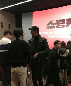 Jo In Sung on Swing Kids VIP Premier. Jo In Sung, Korean Drama, Vip, Singing, Concert, Movies, Films, Drama Korea, Concerts