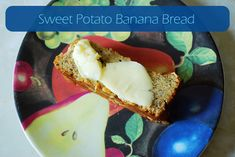 Sweet Potato Banana Bread With Coconut Flour