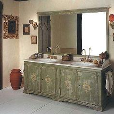 Photo Image Country Bathroom Vanities Country Bathroom Vanities Pinterest Country bathroom vanities Bathroom vanities and Vanities