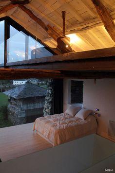 Reforma de vivienda en Sabugo de Otur / Tagarro-De Miguel Arquitectos | Arquimaster