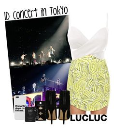 """""""One Direction Concert in Tokyo // lucluc 4"""" by albamonkey ❤ liked on Polyvore featuring Topshop and lucluc"""