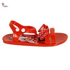 Sandales pour Fille DISNEY DM000970-B1721 RED mw2X6A6PK