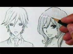 Comment dessiner un Chibi d'animation Manga Tutoriel
