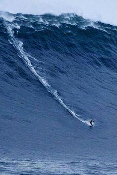 ..intense swell..