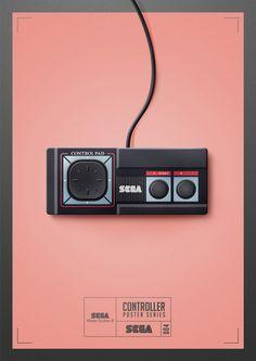 Mando Sega Master System.