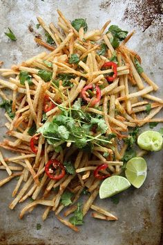 Lebanese Spiced French Fries | Community Post: 15 Life-Changing French Fries That'll Make You Quit Fast Food