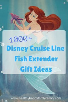 1000+ Disney Cruise Line Fish Extender Gift Ideas