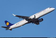 Embraer 195LR (ERJ-190-200LR) - Lufthansa Regional (Lufthansa CityLine) | Aviation Photo #4070709 | Airliners.net