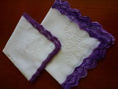 Meine Taschentücher für die Freudentränen