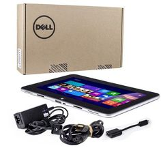Review Dell Latitude 10 - Dell 10.1-Inch Tablet 2014