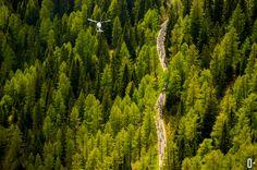 Passo Manghen - Giro d'Italia