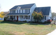 Waynesboro, VA  Lovely 2 story home with city amenities but county schools and taxes. This home offers 4 bedrooms, 2.5 bathrooms, eat-in kitchen with granite countertops, dining room with built-in cabinets and counter, a home office with built-in shelves, a bonus room and 2 car garage. Relax in the cozy family room with gas fireplace or enjoy the maintenance free back deck with trex decking. This is a must see!