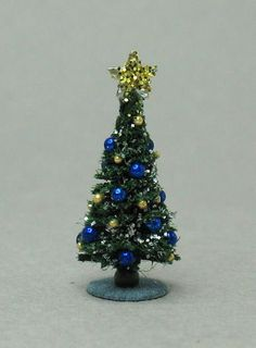 how to 1144th scale christmas tree miniature christmas trees miniature trees