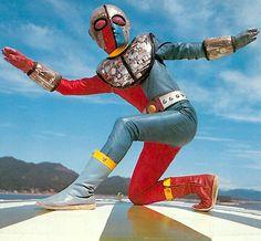 キカイダー01 Robot Cartoon, Japanese Superheroes, Japanese Monster, Kamen Rider, Vintage Japanese, Power Rangers, Live Action, Science Fiction, Sci Fi