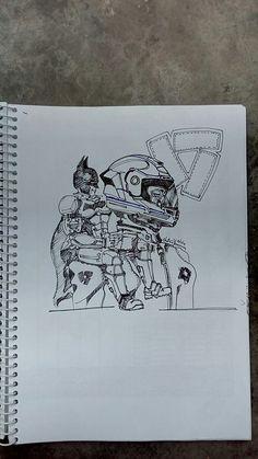 Batman + Rider