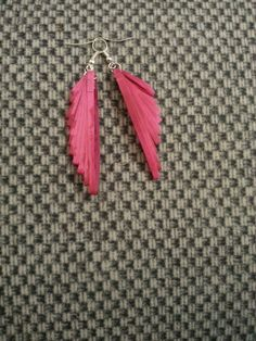 Pink earing for a friend