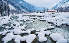 Best places to enjoy winters in India Jammu and Kashmir
