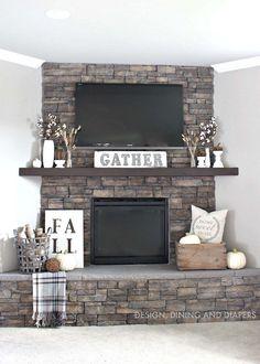 Adorable 75+ Cozy Fall Decor Ideas For Amazing Home http://decorathing.com/home-apartment/75-cozy-fall-decor-ideas-for-amazing-home/ #cozyhomedecor