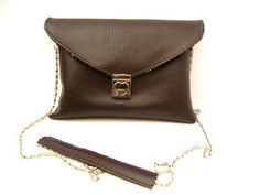 All Wrapped Up: Soy Envelope Clutch Tutorial