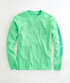 029726a7d0ad Shop Long-Sleeve Vintage Graphic T-Shirt at vineyard vines Shelly Cove,  Southern