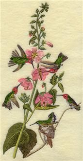 Machine Embroidery Designs at Embroidery Library! - Audubon Birds