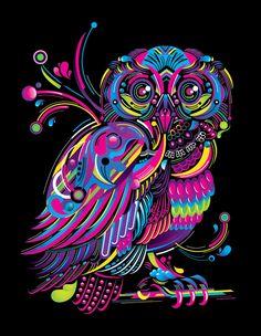 'Block Owl' by Fly Design Studio