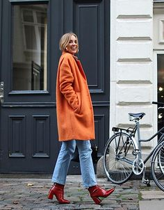 Making a Case For The Orange Coat