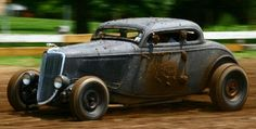 Andy Kohler's 34 Ford Coupe