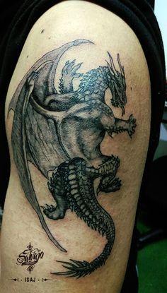 Dragon Tattoo Studio, Dragon, Tattoos, Tatuajes, Tattoo, Dragons, Tattos, Tattoo Designs
