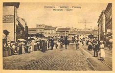 Trenčianska ulica Bratislava, Austro Hungarian, Old Street, Czech Republic, Hungary, Austria, Poland, Squares, Empire