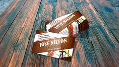 Cartão de Visita - José Nilton Carpinteiro